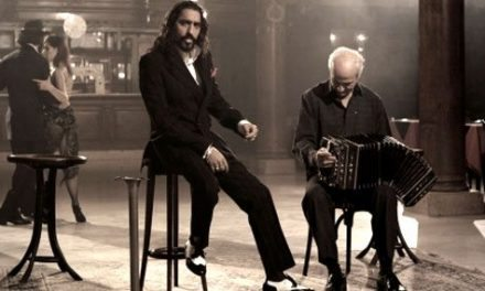 Diego Cigala – Tango and Flamenco:  God's sound