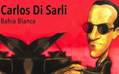 Who was Carlos di Sarli and why did he wear dark glasses all the time?